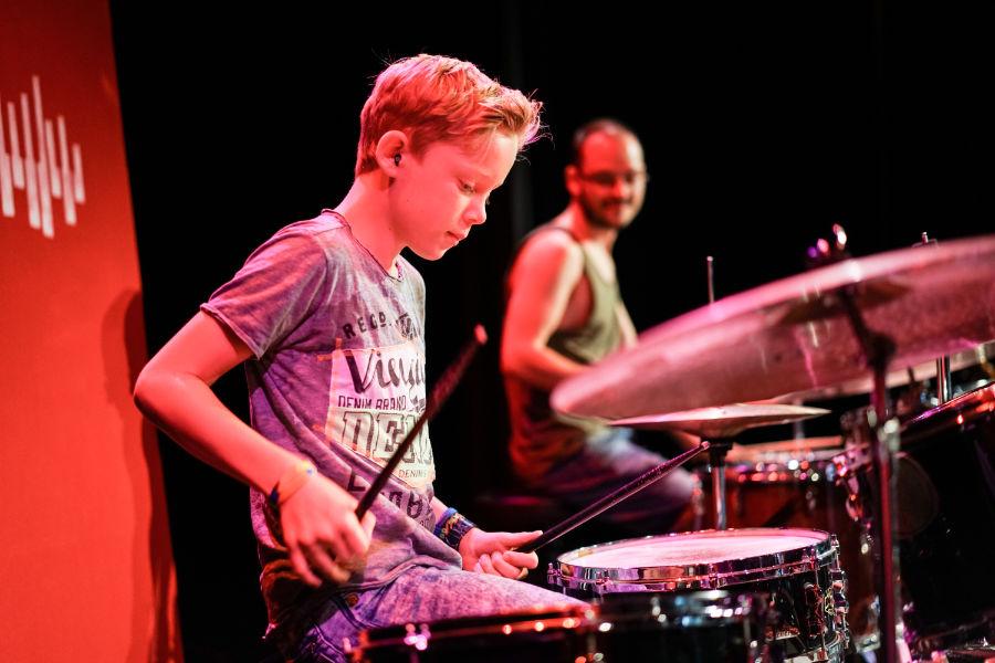 leren Drumles den bosch - Muziekles Den Bosch - Drumles den bosch
