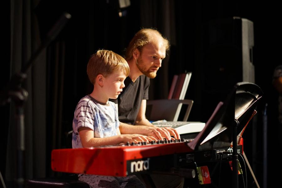 Lesaanbod - Keyboard Muziekles Den Bosch - 's Hertogenbosch