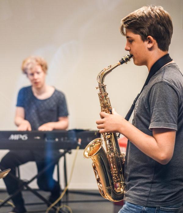 Beleef muziek door samen te spelen - Muziekles Den Bosch - 's Hertogenbosch