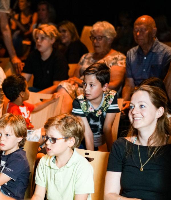 Welkom met alle muziekvoorkeuren en leeftijden - Muziekles Den Bosch - 's Hertogenbosch