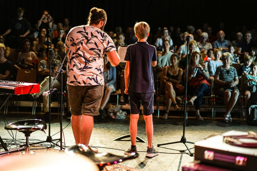 Optredens - Muziekles Den Bosch - 's Hertogenbosch