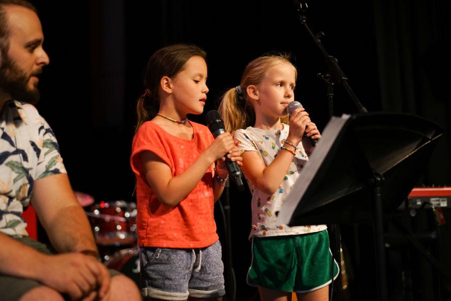 Iedereen kan zingen - Muziekles Den Bosch - leer zang