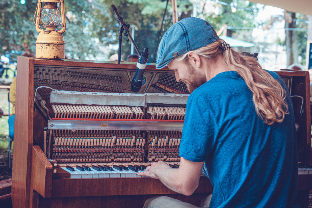 Jacco Wijnia - Pianodocent - Muziekles Den Bosch